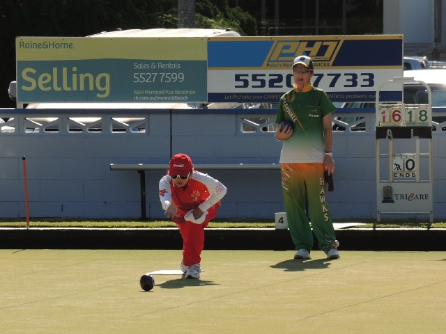 international open singles bowls